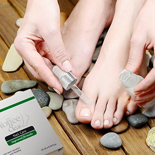 simon tom yoffee clear nagelpflege bei nagelpilz mit argan l und teebaum l ohne parabene. Black Bedroom Furniture Sets. Home Design Ideas